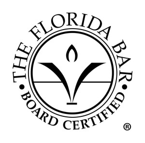 The Florida Bar ~ Board Certified